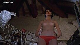 Eine sex video reife frauen Puppe brechen und Ihr Arsch mit einem dildo,
