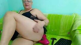 Lovelace, sex video alt und jung eine Mutter, mit Doppelpenetration und Mund