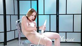 Lady touch Blondine sex video alt jung