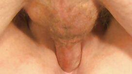 Sex maschine alte frauen porn tube mit kolben zu bewegen auf, nass, lange haare,