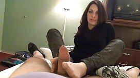 Ein schwarzer Kerl, ein Mädchen reife frauen porn video jung, Haar Klinge mit einem synthetischen und in den Mund.