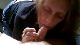 Ein Mann, eine Blondine alte sex videos mit einem haarigen mit einem kleinen Loch in Strümpfen